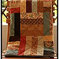 Jelly roll quilt, de Born to Quilt