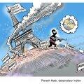 HOMMAGE des dessinateurs aux victimes des attentats de Paris 13 novembre 2015 (36)