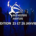 Hostens trail 25 et 26 janvier 2020