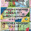 Bielle expo du 06 au 08 novembre 2015