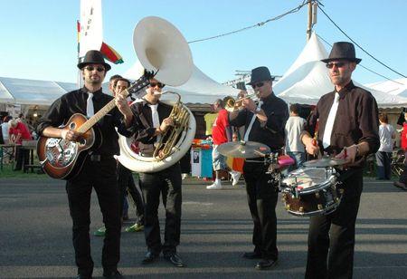 Dan Street Band 1