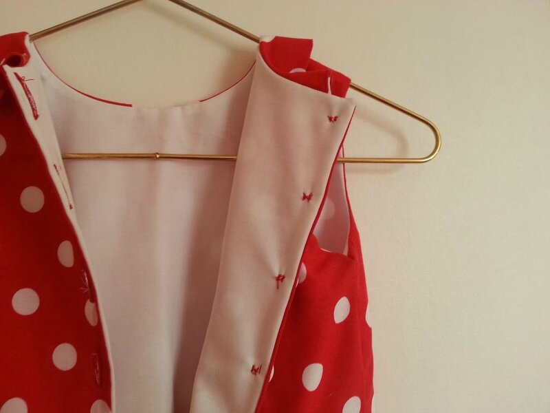 robe rouge a pois_02