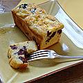 Mini cake ou muffins au boudin noir et pommes (sans gluten et sans lactose)