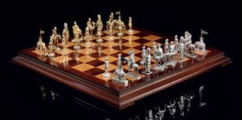 a_rare_regency_silver_and_silver_gilt_chess_set_mark_of_edward_farrell_d5360916h