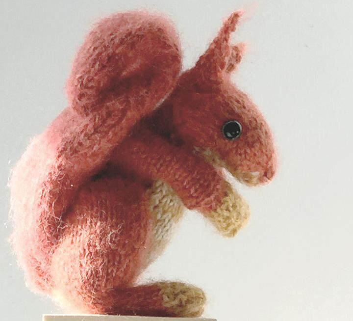 Traduction Red Squirrel - Claire Garland