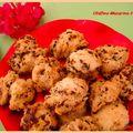 Cookies sales de mon amie elyane