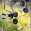 La combe aux oliviers de françoise bourdon