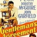 Le mur invisible (gentleman's agreement) d'elia kazan - 1947