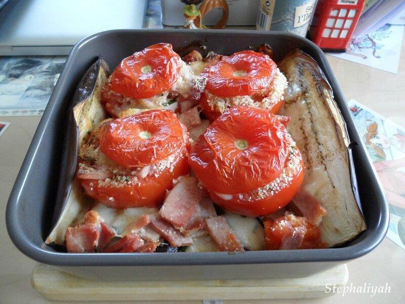 Tomates farcies - 3