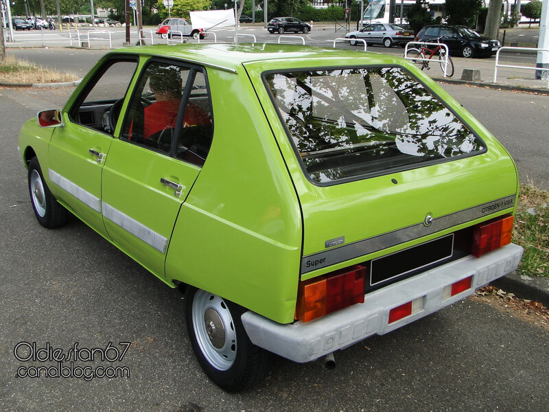 Citroën Visa Super 1978-1980-02