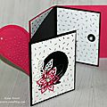 Mini-album Katia nésiris démonstratrice Stampin'up5