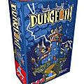 Boutique jeux de société - Pontivy - morbihan - ludis factory - Knock knock dungeon