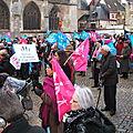 Manif du 02/02/2013 à Alençon