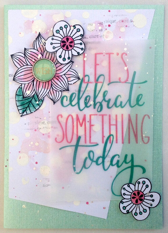 carte celebrate