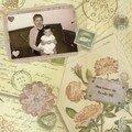Mon arrière grand mère et moi