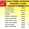 Cross d'evreux