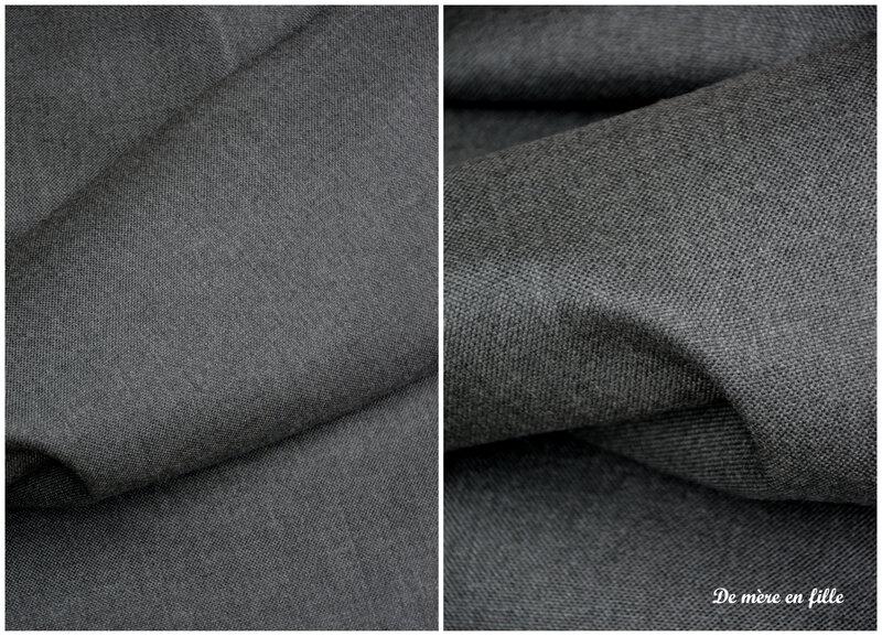 gros lin gris anthracite