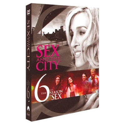 Sex and the City - Saison 6 [-]