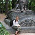 Kerstin à Varsovie