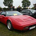 Ferrari 328 réplica sur base pontiac fiero 2.8 1985