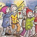 [fete des lanternes] : mardi 10 décembre à 16h30