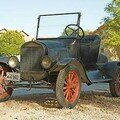 1923 - FORD - T Roadster