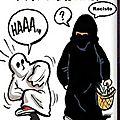 islam humour burka halloween
