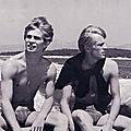 Rudolf Noureev et Erik Bruhn