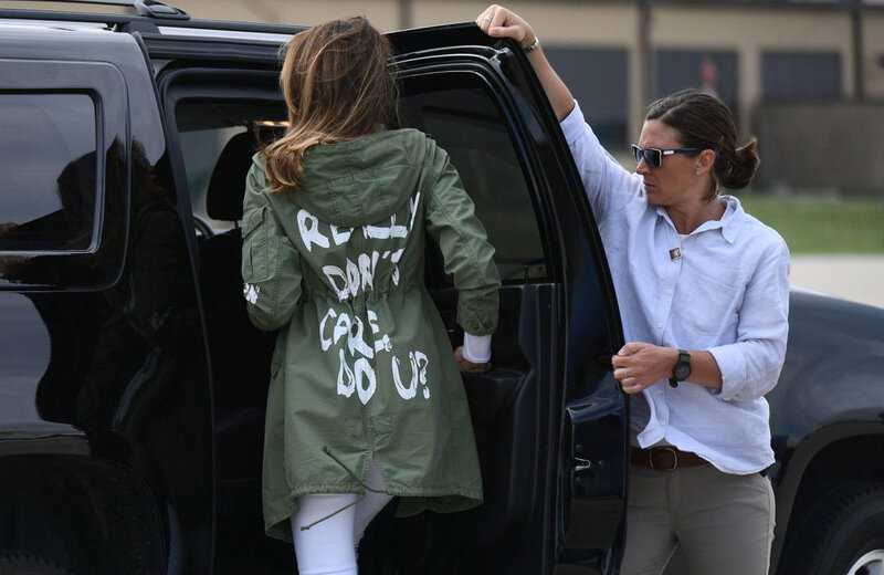 Photo-Melania-Trump-message-sur-sa-veste-bis