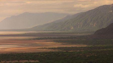 Parc de Ngorongoro, vue