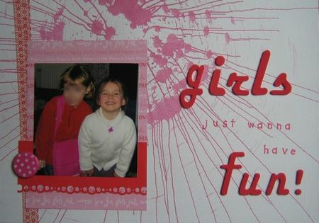 girls just wanna have fun ! bis