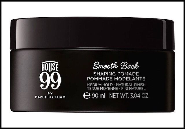 house 99 by david beckham pommade modelante