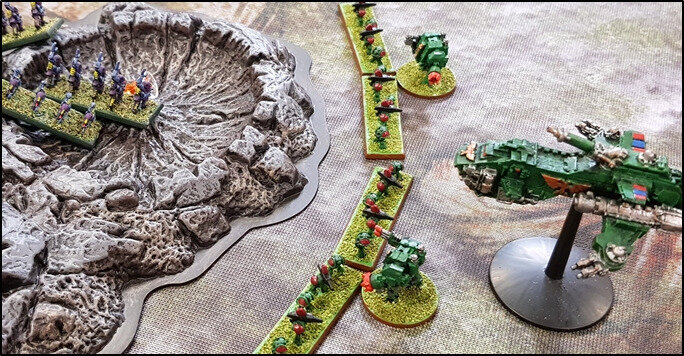 20181006 - Crazy Orc - Space Marines vs Tyranides_11