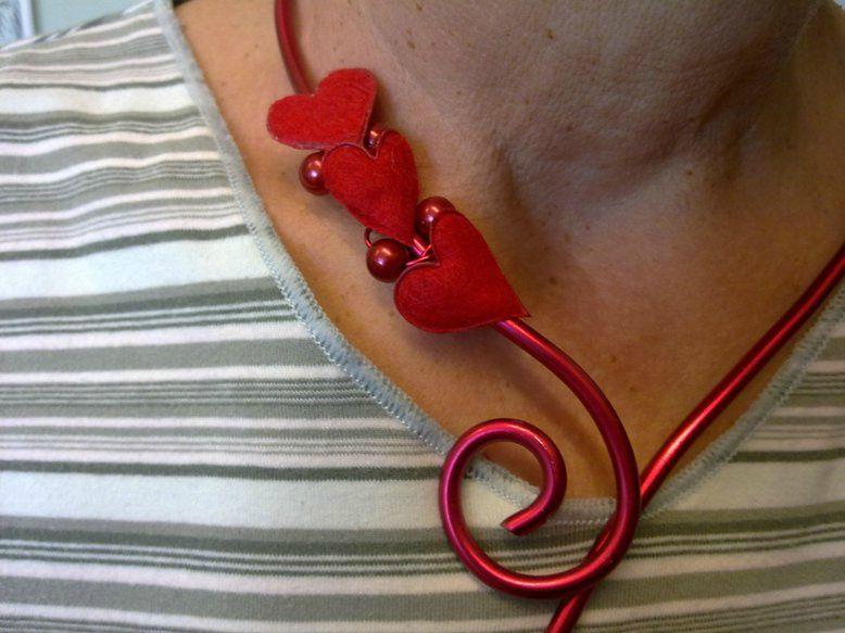 parure (30-3) coeur liliane