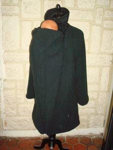 manteau de portage noir doublé noir (2)