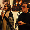 Vernissage de l'expo photos