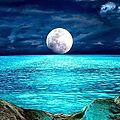 Magie naturelle :rituel de pleine lune pour l'amour: