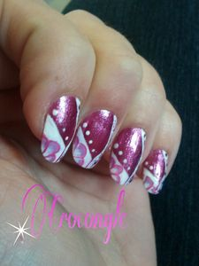 nail art french revisitée1