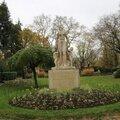 Statue dédiée à Déodat de Séverac