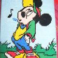 Mickey siffleur