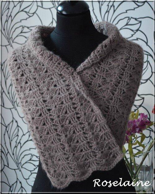 Roselaine218 Adriafil Soffio plus scarf