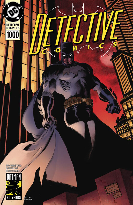 rebirth detective comics 1000 1990 tim sale
