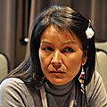 Rita mestokosho (1966 -) : mistapéo, l'âme de la terre