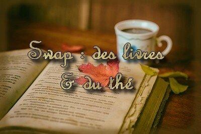 swap livres thé