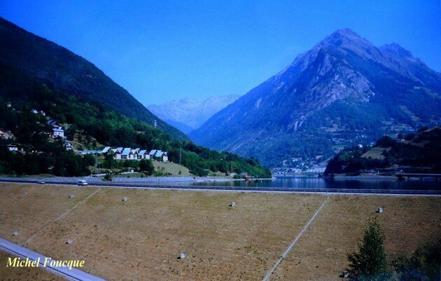 919a) barrage du Verney