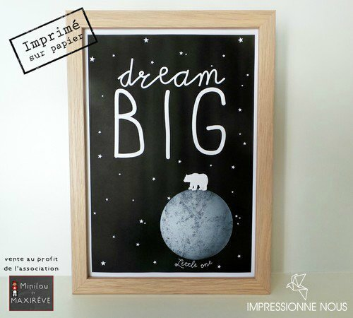 affiche big dream