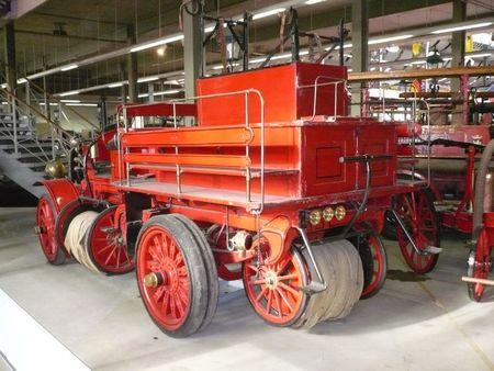 DELAHAYE type 27C Sapeurs-Pompiers de Paris 1907 Bruxelles Autoworld (2)