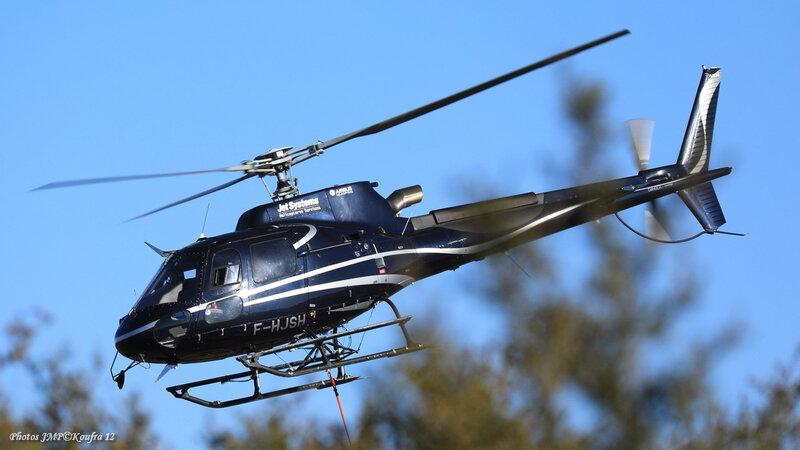 Photos JMP©Koufra 12 - La Couvertoirade - Hélicoptère - 26022019 - 0350