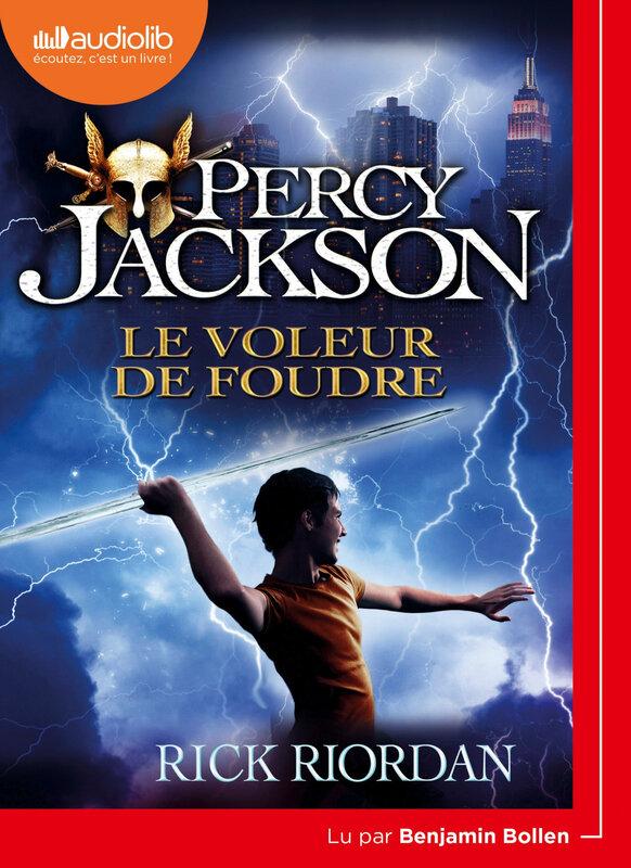 062 - Audiolib Percy Jackson