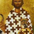 Saint basile d'ancyre